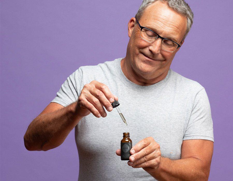 CBD-Oil-Use-Weight